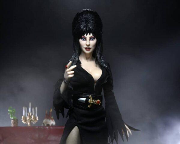 Elvira 8 inch clothed Figure 3