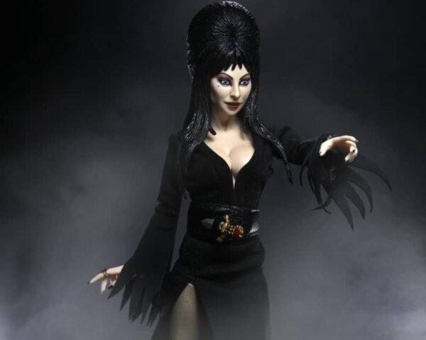 Elvira 8 inch clothed Figure 4