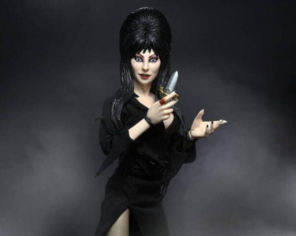 Elvira 8 inch clothed Figure 5