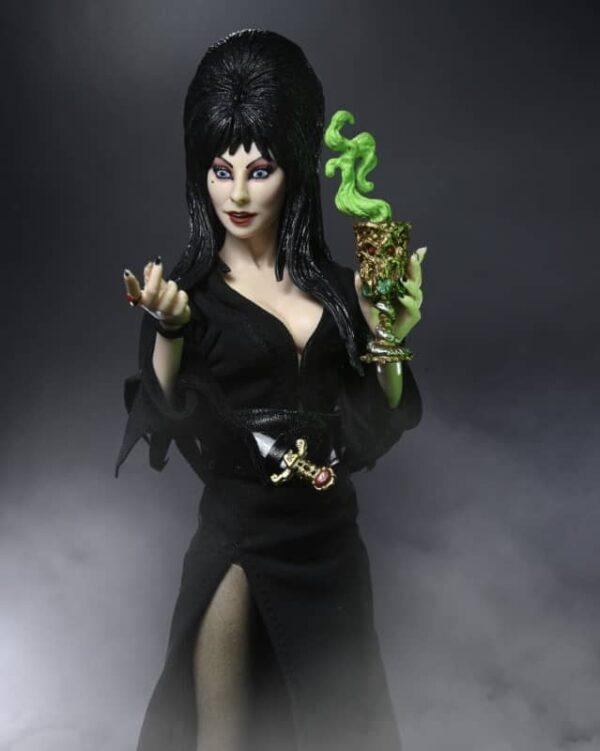 Elvira 8 inch clothed Figure 7