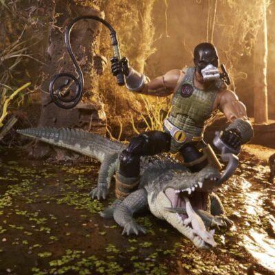 Croc Master & Fiona Action Figure