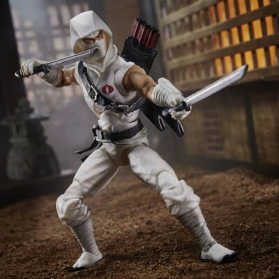 Storm Shadow Action Figure