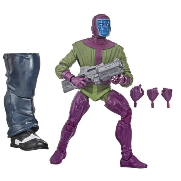 Marvel Legends Kang the Conqueror Action Figure 4