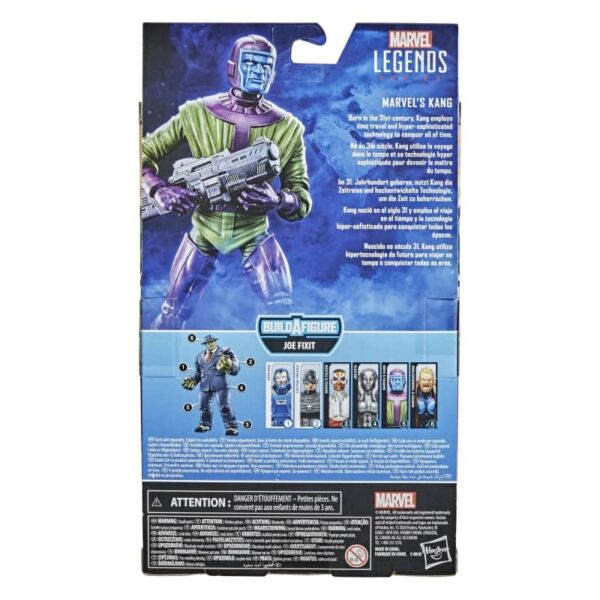 Marvel Legends Kang the Conqueror Action Figure 6
