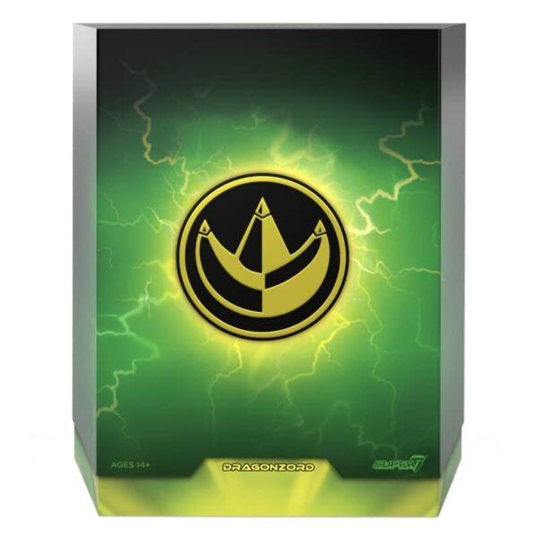 Mighty Morphin Power Rangers Ultimates Dragonzord 3
