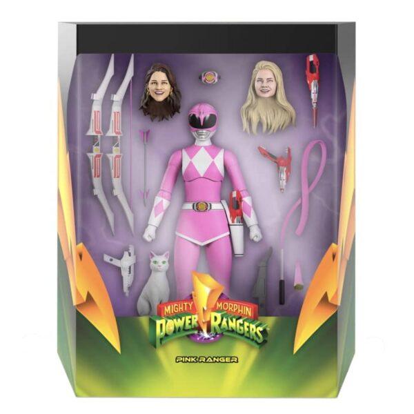 Mighty Morphin Power Rangers Ultimates Pink Ranger 2