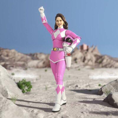 Ultimates Pink Ranger