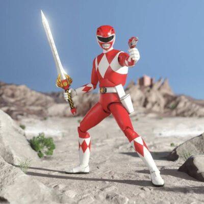 Ultimates Red Ranger