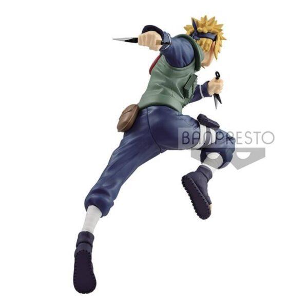 Naruto Shippuden Vibration Stars Minato Namikaze Figure 4