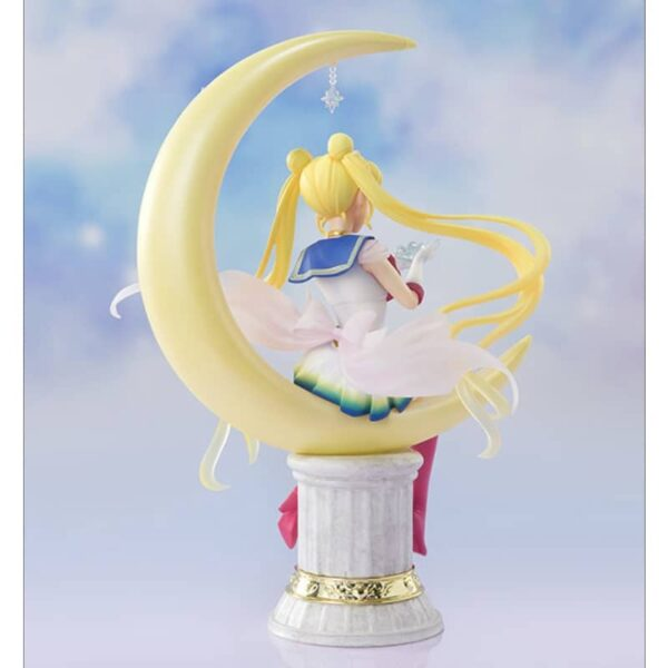 Super Sailor Moon Eternal FiguartsZero Chouette Figure 2
