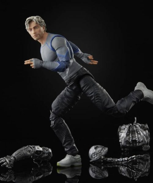 Quicksilver action figure
