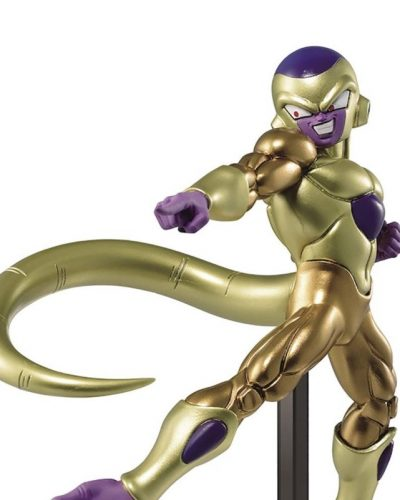 Dragon Ball Super retsuden Golden Frieza Figure 1