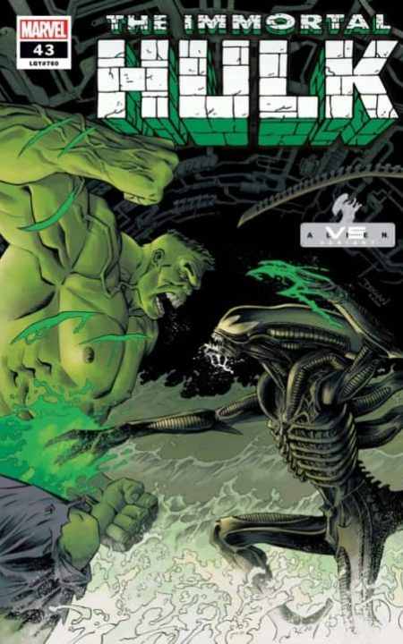 Immoratl Hulk 43 Variant
