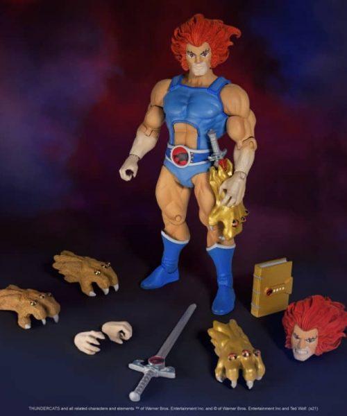 Thundercats Lion-O Ultimates