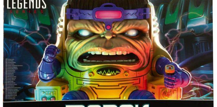 Marvel Legends X-Men M.O.D.O.K. Action Figure 5