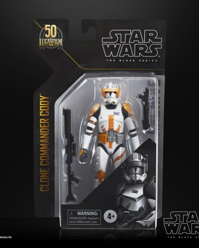 Star Wars The Black Series Archive Clone Commander Cody Action Figure 5