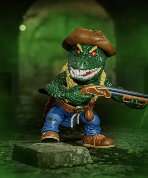 TMNT Ultimates Leatherhead