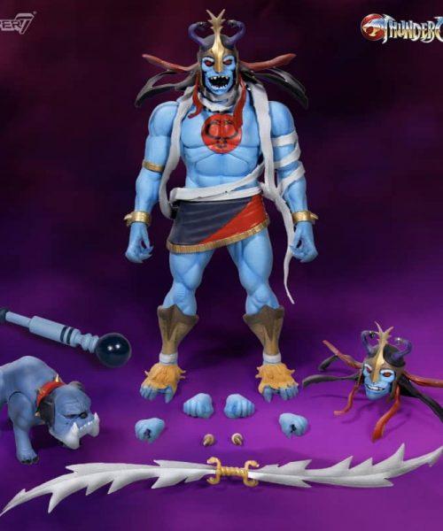 ThunderCats Ultimates Mumm-Ra with Ma-Mutt